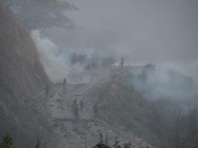 Panamá: Entre la represión y la resistencia