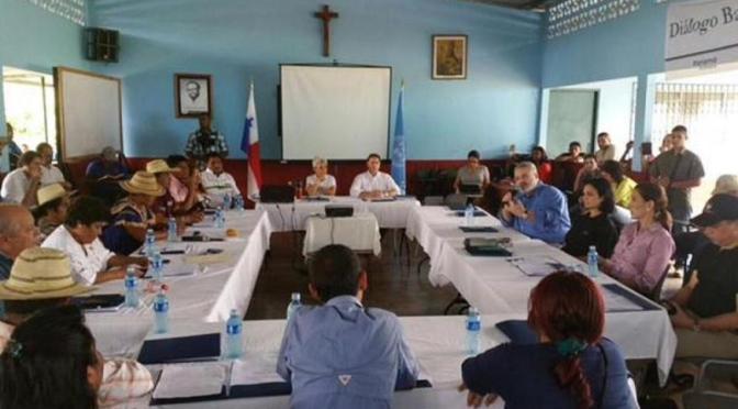 """Posición de Gobierno Nacional- PH Barro Blanco- """"Cambiaremos únicamente  a los gerentes del proyecto"""""""