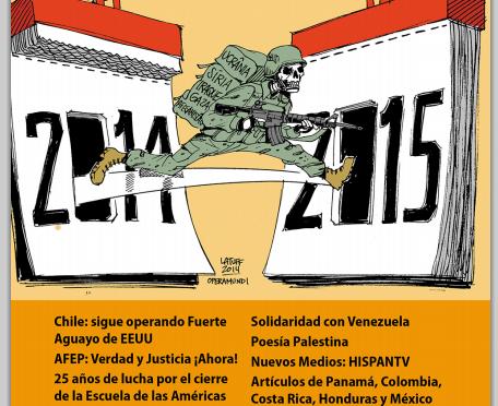 Revista El DERECHO DE VIVIR EN PAZ