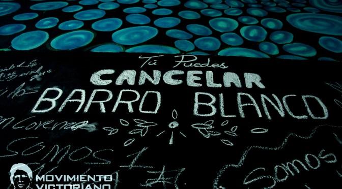 Tu puedes Cancelar Barro Blanco