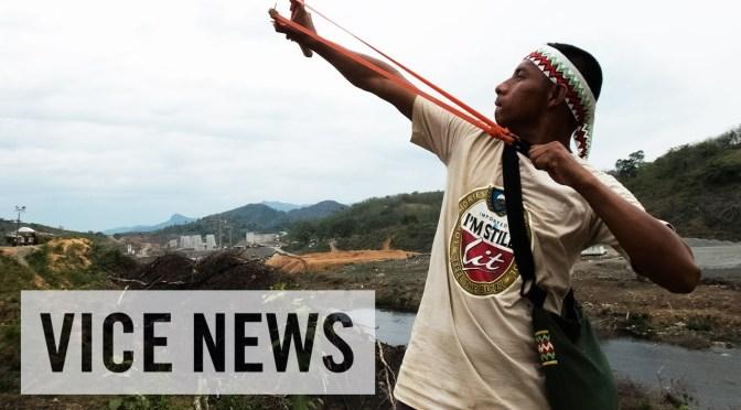 El precio de la modernización en Panamá : embalsada para siempre