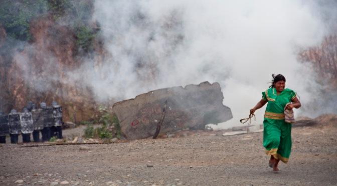 Panamá: La lucha contra Barro Blanco