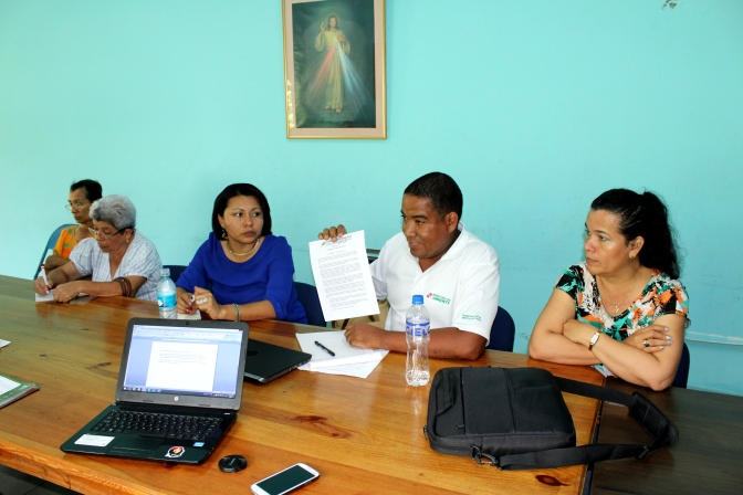 Coordinadora Bugabeña no participa de la mesa de trabajo por ausencia del Presidente Varela