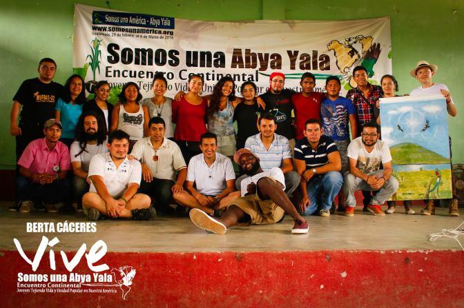Declaratoria del Encuentro Continental Somos una Abya Yala