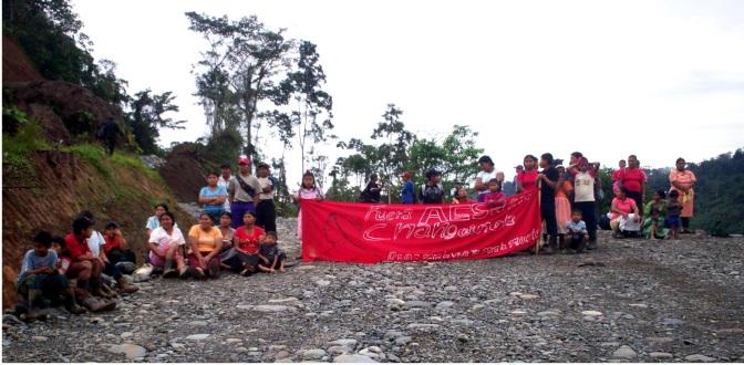 Caso 12.717 Bocas del Toro Comunidades Ngäbe y otras