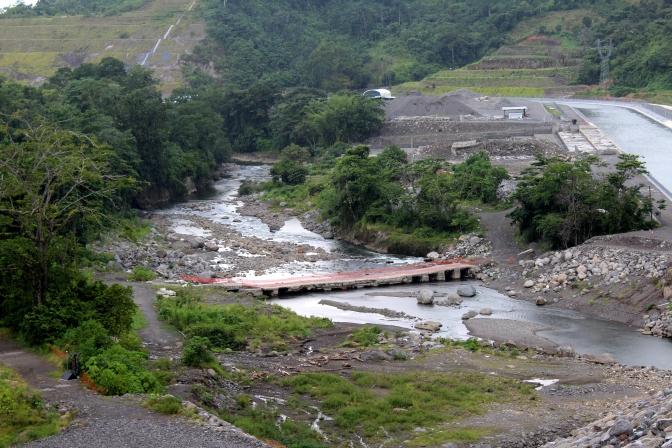 Concesiones de agua no vigentes para los ríos de Chiriquí