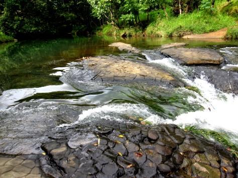 Afluente secundario de la Cuenca del Río Fonseca (Comunidad de Llano Grande)