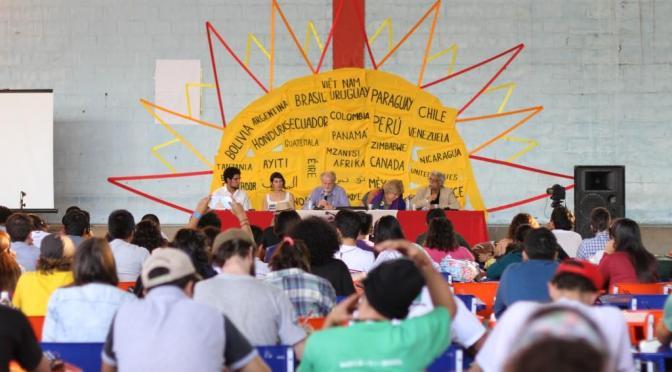 DECLARACIÓN POLITICA DEL ENCUENTRO INTERNACIONAL DE LA JUVENTUD EN LUCHA