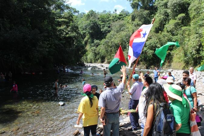 Río Gariche: 9 de enero por la defensa de nuestro territorio