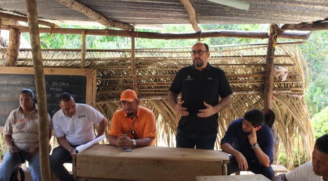Comunidades afectadas junto al Movimiento 10 abril proponen que el embalse  de Barro Blanco baje su nivel  hasta el límite comarcal