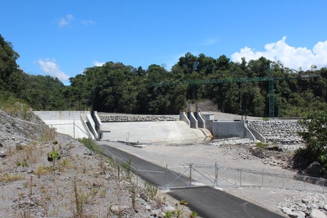 Muerte del Río Macho de Monte: Hidroeléctrica de la Cuchilla