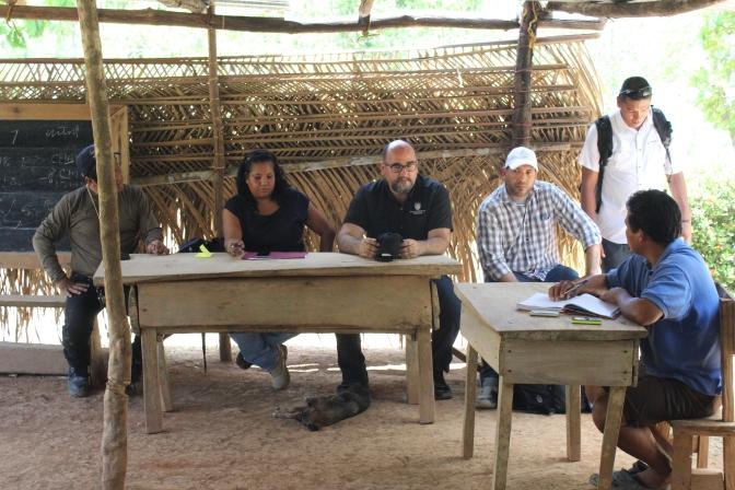 Respuesta del Estado de Panamá a las comunidades afectadas por Barro Blanco