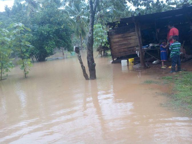 Comunidad de KIAD sigue afectada por el PH Barro Blanco