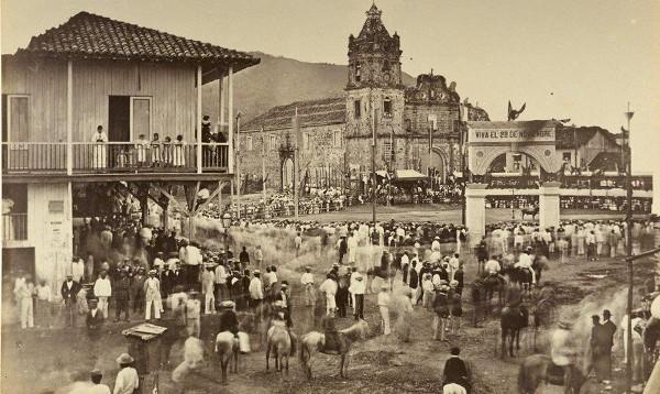 ciudad de Panamá, 500 años entre ferias y miserias, luces y sombras, muros y planicies
