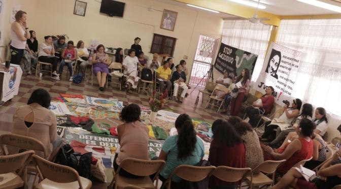1er Encuentro Continental de Afectados por Represas