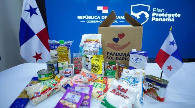 El PLAN DEL PANAMÁ SOLIDARIO ES EL PLAN DEL HAMBRE