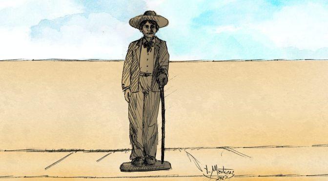 Campaña para Monumento a Victoriano Lorenzo