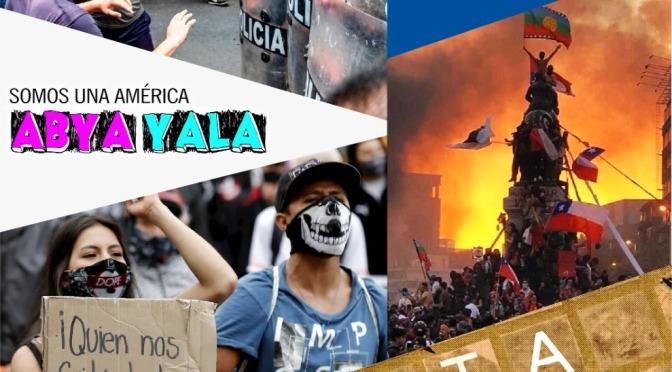 """Boletín N°22: """"Protesta Social, Represión y Militarización en el Abya Yala"""""""